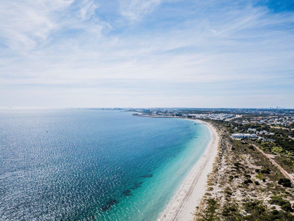 Coogee Beach, Perth, Australia