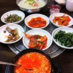 韓国-ソウル市内-小さなお店