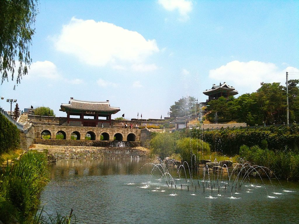 韓国-水原
