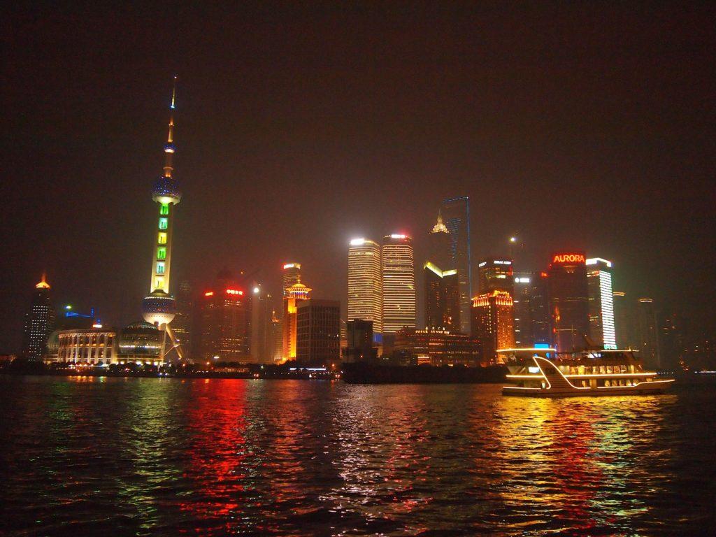 shanghai-china-nightview