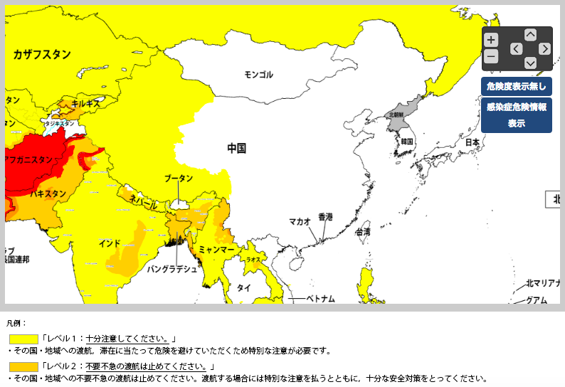China-safty-map-2018