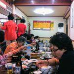 韓国-ソウル市内-小さなレストラン