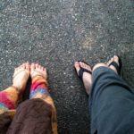 same-feet