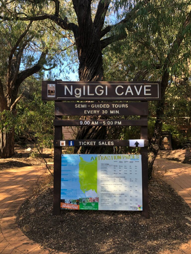 NGILGI-CAVE-WA-AUSTRALIA