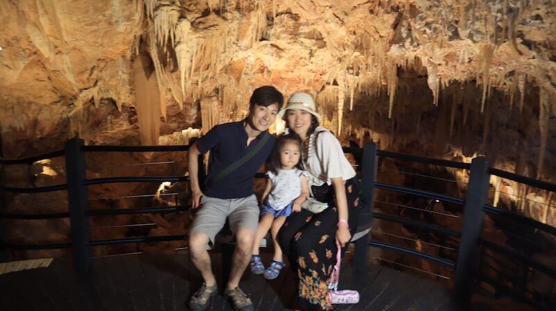 family-Ngilgi-cave-wa-australia