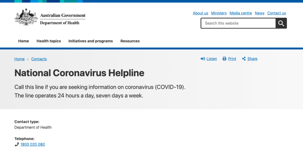 https://www.health.gov.au/contacts/national-coronavirus-helpline